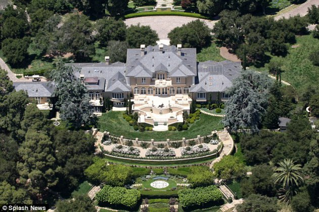 Oprah Winfrey now owns almost 80 acres of property in California
