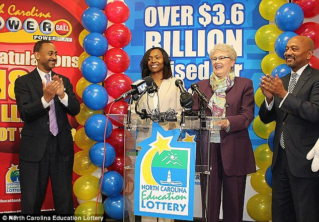 Lottery winner spends almost 21Million towards Bf's legal fees