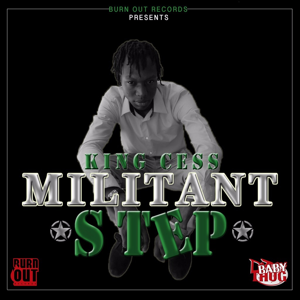 PLAY: King Cess – Militant Step