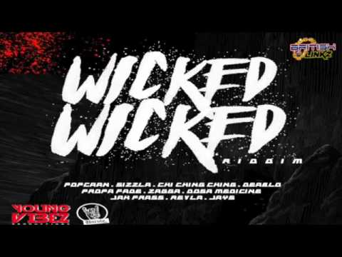 PLAY: Chi Ching Ching – Roast or Fry (Wicked Wicked Riddim)