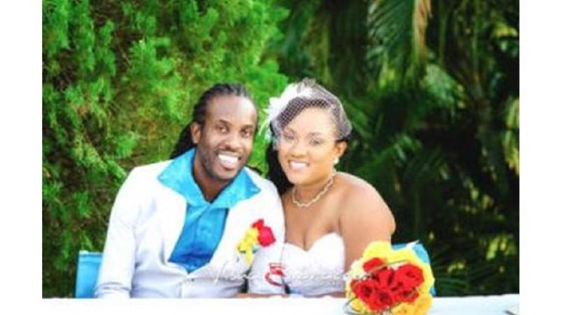 'My Dream' singer Nesbeth now mourning the death of his wife.