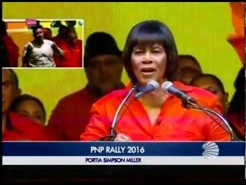 WATCH: Portia 'sounds the trumpet' and sets Election date