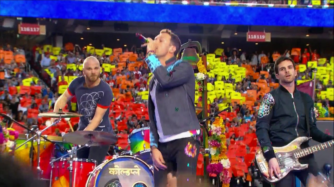 Watch The Super Bowl 50 Halftime Show with Coldplay, Beyoncé & Bruno Mars