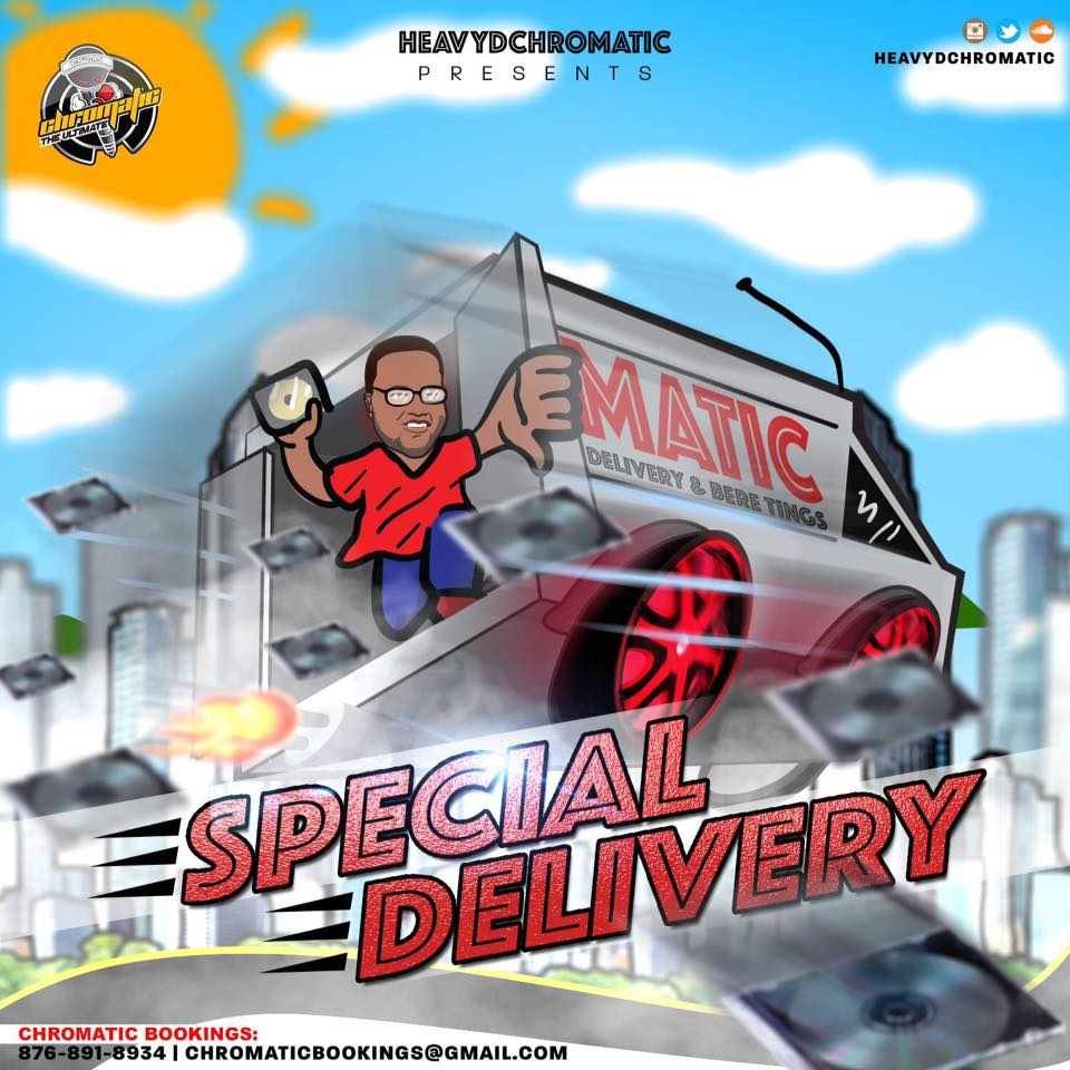 LISTEN: Heavy D Chromatic – Special Delivery Mixtape 2016