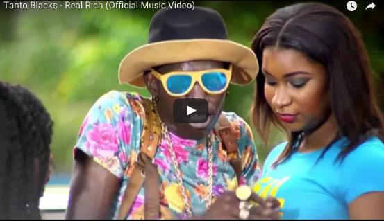 WATCH: Tanto Blacks – Real Rich (Official Music Video)