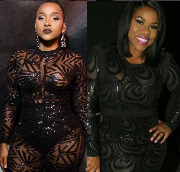 WATCH: Miss Kitty (Fluffy Diva) & Yanique Barrett (Curvy Diva) get into verbal confrontation