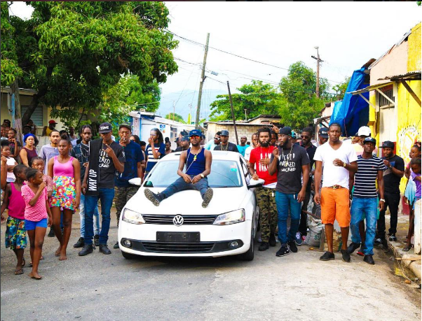 WATCH: The Incident that led to Popcaan's arrest in Antigua