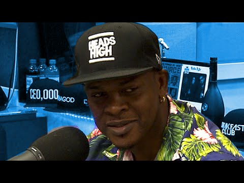 WATCH: Mr Vegas at the Breakfast Club Power 105