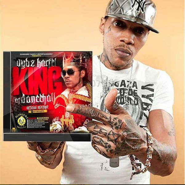 WATCH: Vybz Kartel – Western Union (Preview)