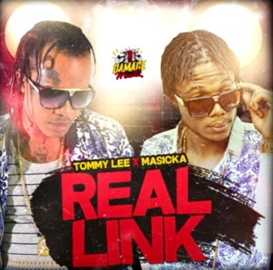 Tommy Lee Sparta x Masicka makes a 'Real Link'