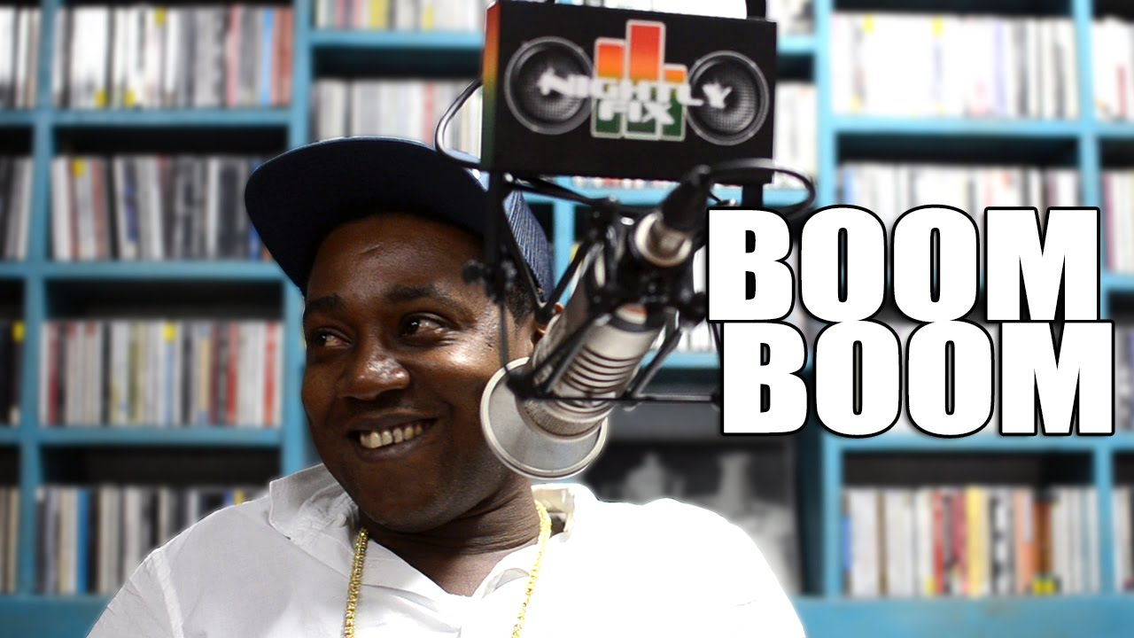 Boom Boom discusses 'selector beef & not supporting young artiste'