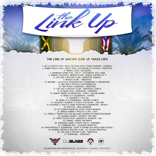 STREAM: DJ BLASS x EQUIKNOXX x ICOPSYCHO – THE LINK UP THE MIXTAPE
