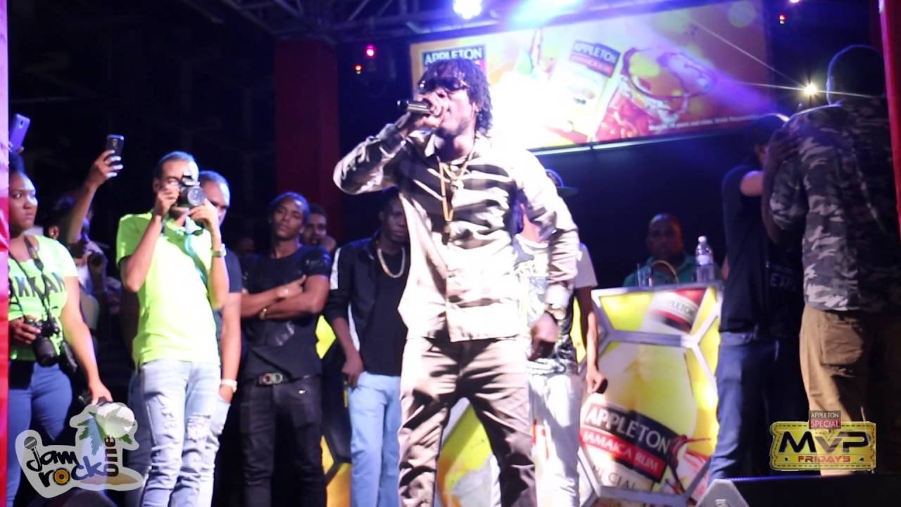 WATCH: Masicka's performance at MVP Fridays