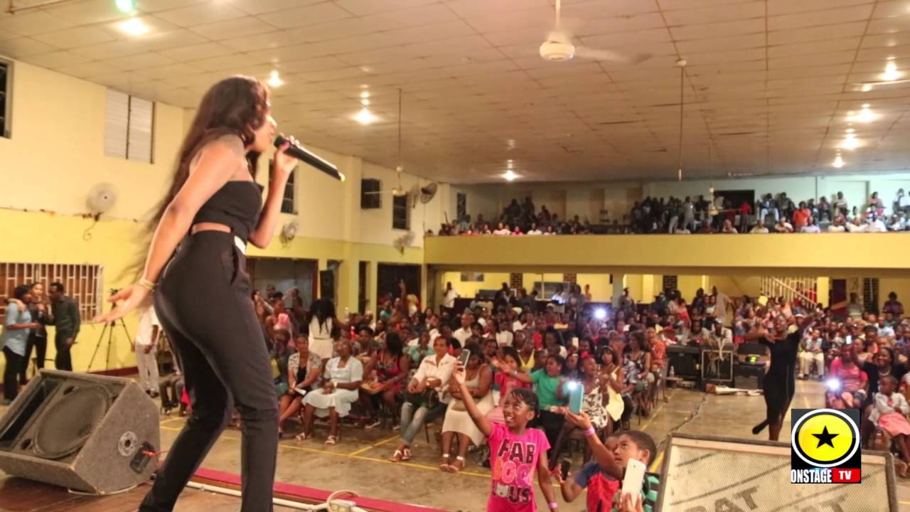 WATCH: Vanessa Bling's live performance at Voice For Unity 2016