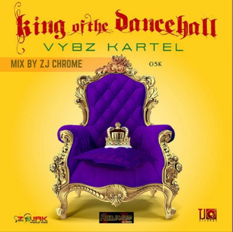Vybz Kartel drops 'King Of The Dancehall' official mix