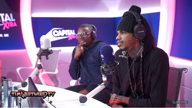 Alkaline talks New Level Unlocked, Billboard, touring + more with Tim Westwood