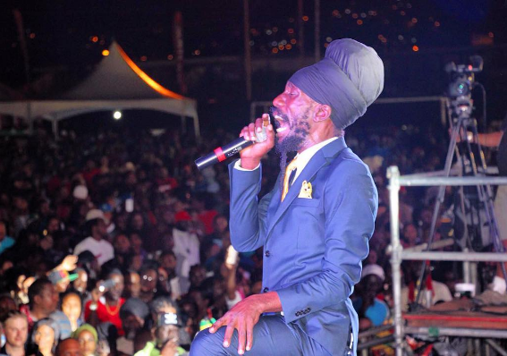 Sizzla drops new material with 'Angry Bird'