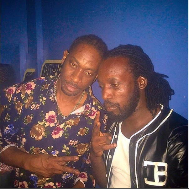 Mavado and Bounty Killer settle their differences after years of bad blood on Fathers Day