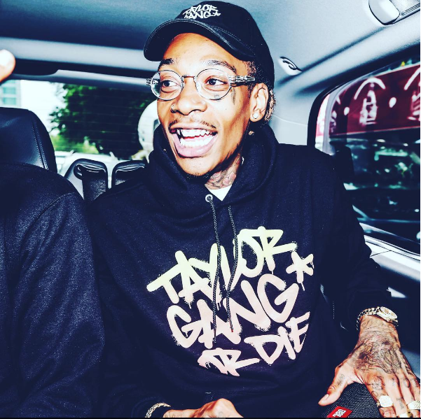 Wiz Khalifa talks Culture Clash, Knowing about Popcaan's Drake Dub + First Clash Experience