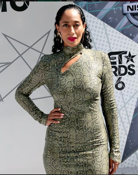 Tracee Ellis Ross will be doing the 'One Drop' dance at the 2016 BET Awards