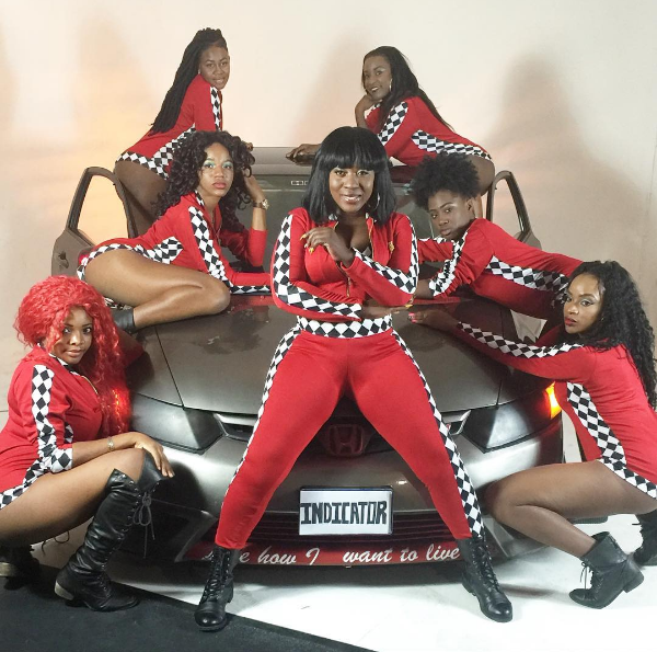 Spice drops full 'Indicator' music video