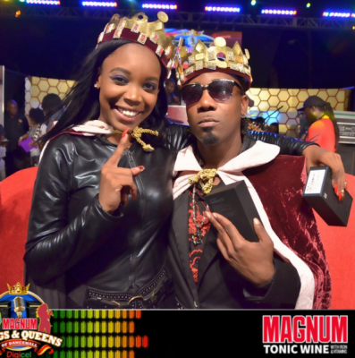 Accid and Clymaxx win Magnum Kings and Queens of Dancehall 2016