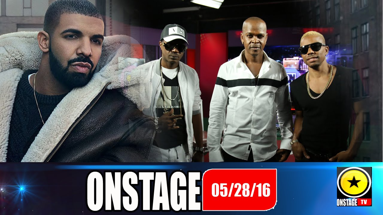 Dancehallers Clash Over Drake – Views: Mr Vegas Firelinks Y-Rush Onstage May 28 2016 (Full Show)