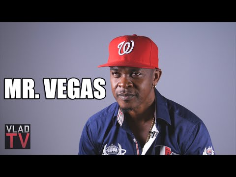Mr Vegas talks Drake beef, Popcaan + doesn't want to end up like Meek Mill