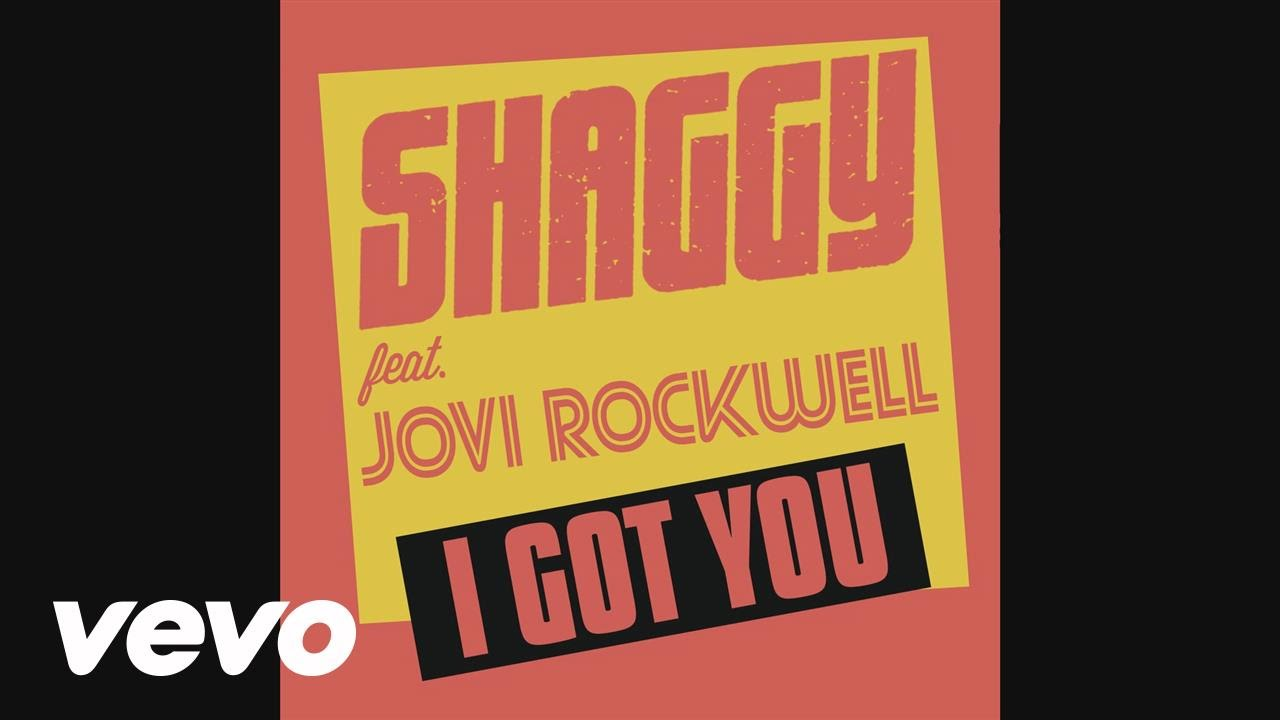 Shaggy collabs with Jovi Rockwell for 'i Got You'
