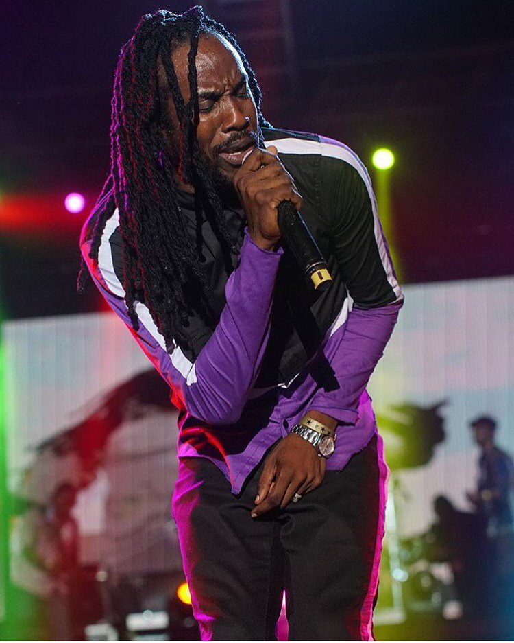 Nesbeth performs heart-felt tribute at Sumfest for his late wife