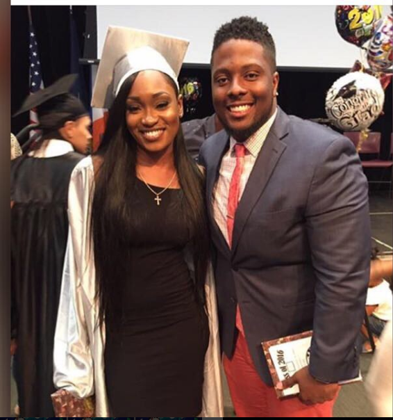 Bounty Killer's second daughter graduates, now a certified nurse