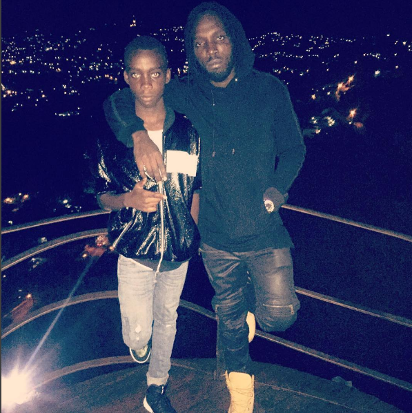 Mavado's son reportedly shot in Cassava Piece