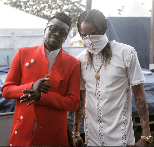 Beenie Man closes Reggae Sumfest with Tommy Lee Sparta