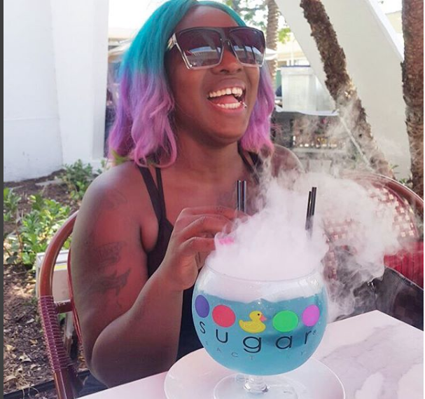 Spice a soca lover, takes charge at Miami Carnival