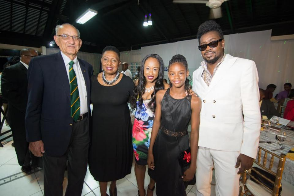 Beenie Man becomes an official sponsor of Jamaican Olympic and Junior Gymnasts