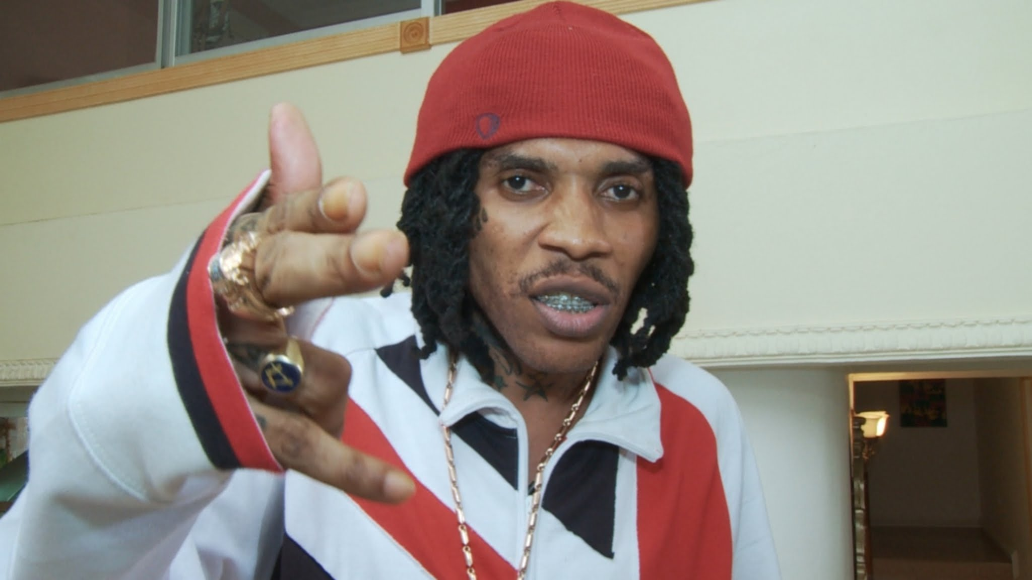 Vybz Kartel Featured On Ishawna's 'Walking Dead Riddim'