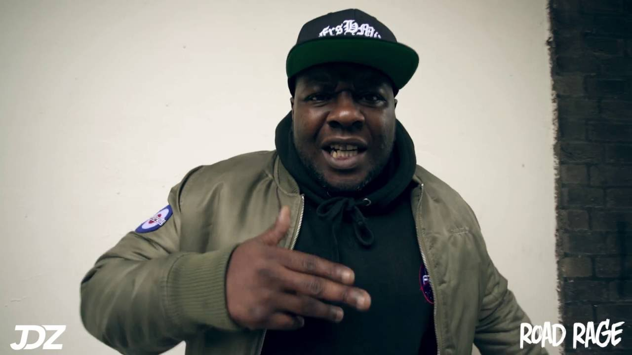 Hitman drops 'Road Rage' Freestyle