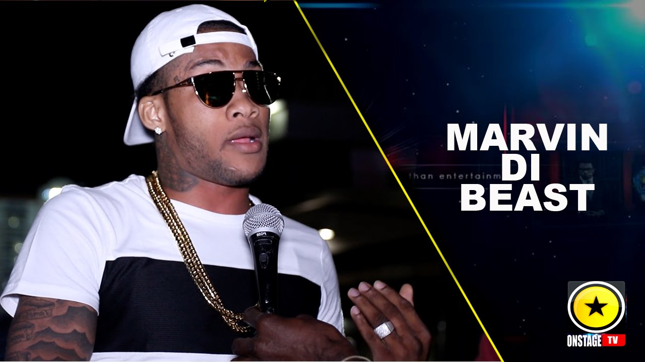 Marvin The Beast injuries leg while Dancing to Spice's new single