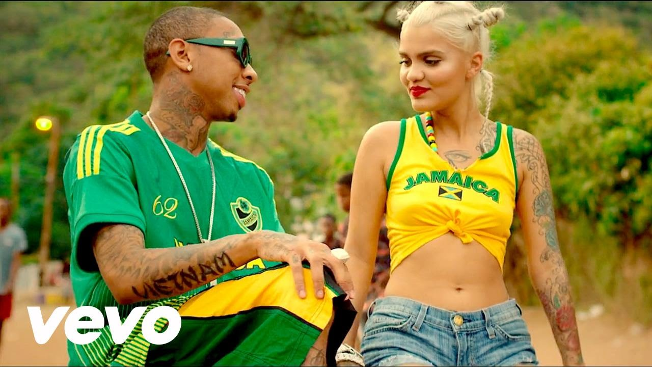 Tyga shoots Jamaican inspired music video for '1Of1'