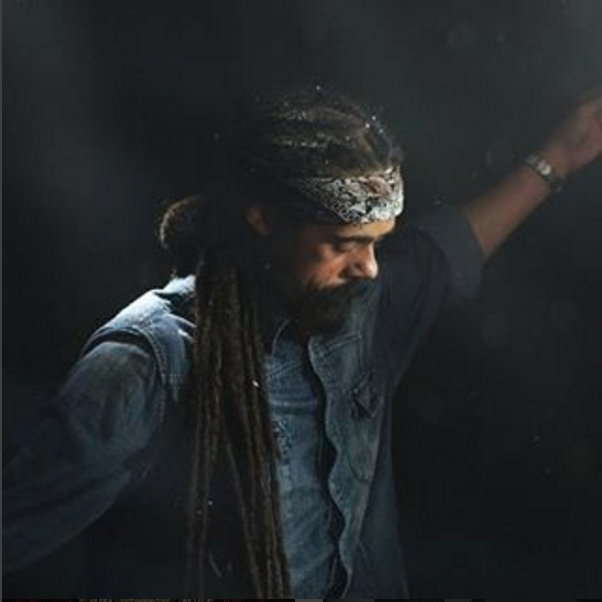 Damian 'Jr Gong' Marley receives severe backlash from fans after posing on cross