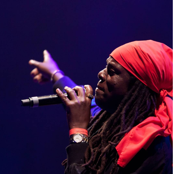 Richie Spice impresses at 'St Mary Mi Come From'