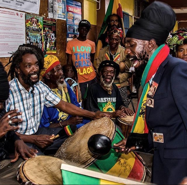 Sizzla prepared for first show in New York after 8-years