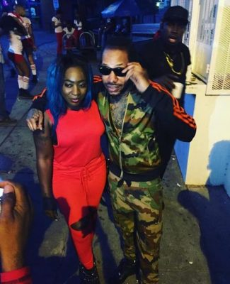 Don Andre sends best wishes to Spice on their shared birthday, despite their feud