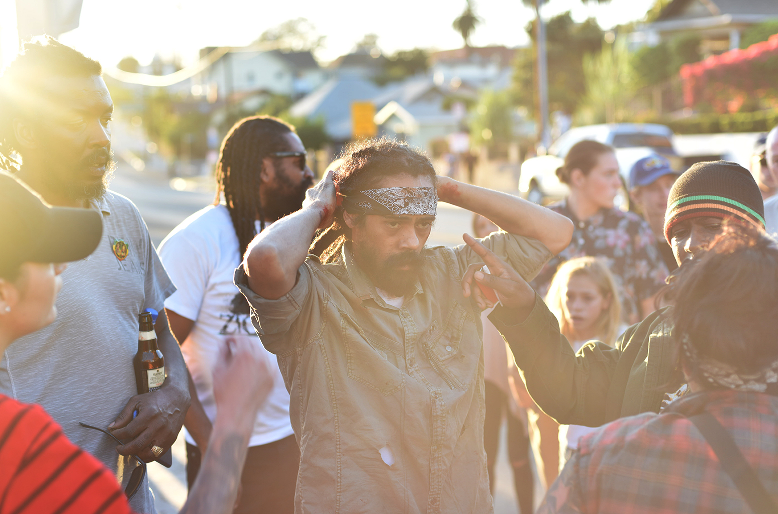 Damian 'Jr Gong' Marley releases 'Nail Pon Cross' video trailer