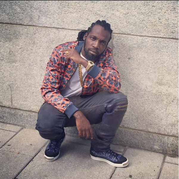 Mavado fully amped up for full on lyrical battle with Popcaan