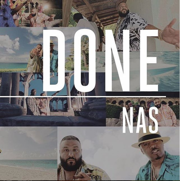 Ox of 'Shottas' plays lead role in Dj Khaled's 'Nas Album Done' video