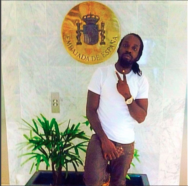 "Mavado voicenote leak Dissing vybz kartel ""Him Sick fi Tru man"""