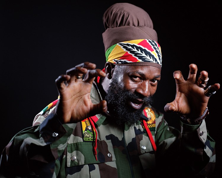 "Capleton featured in ""Assassin's Creed"""