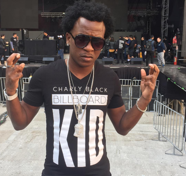 Charly Black tours Mexico City for the first time