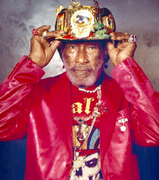 Lee Scratch Perry sends prayers for Vybz Kartel's release and hopes he repents.